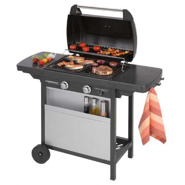 Campingaz BBQ 2 Series Classic LX, Camping Garden BBQ and cooking equipment - Grasshopper Leisure